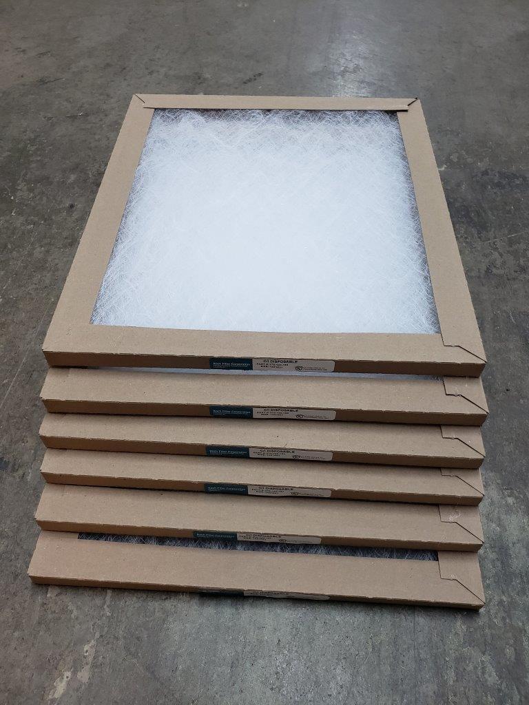 1x Koch Air Filter 14x16x1 275-140-160 (1 item)