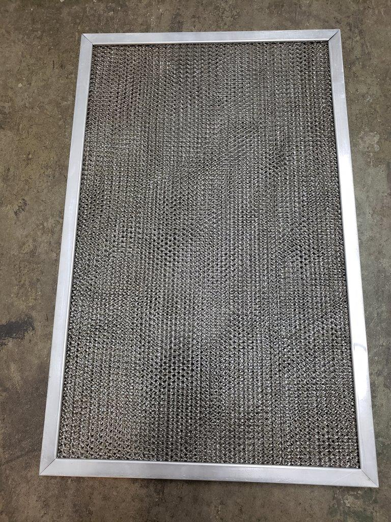 1x Electrostatic 16x25x1 Furnace Air Filters 16 x 25 x 2 Washable Permanent A/C