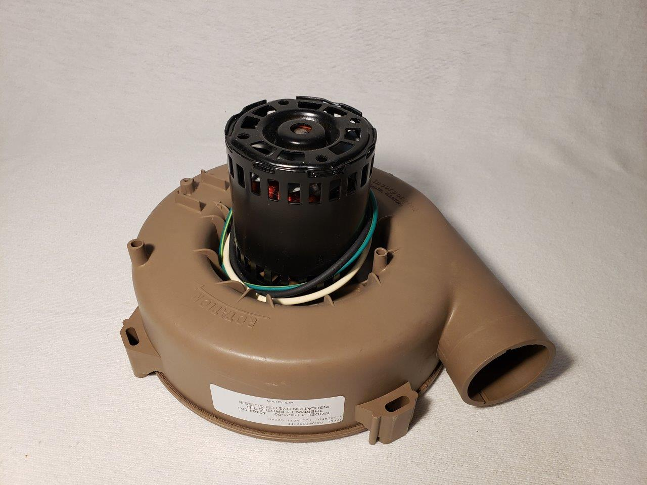 Packard 66404 1/30 HP Draft Inducer Johnstone X89-597 for Armstrong 40404-003 40404003
