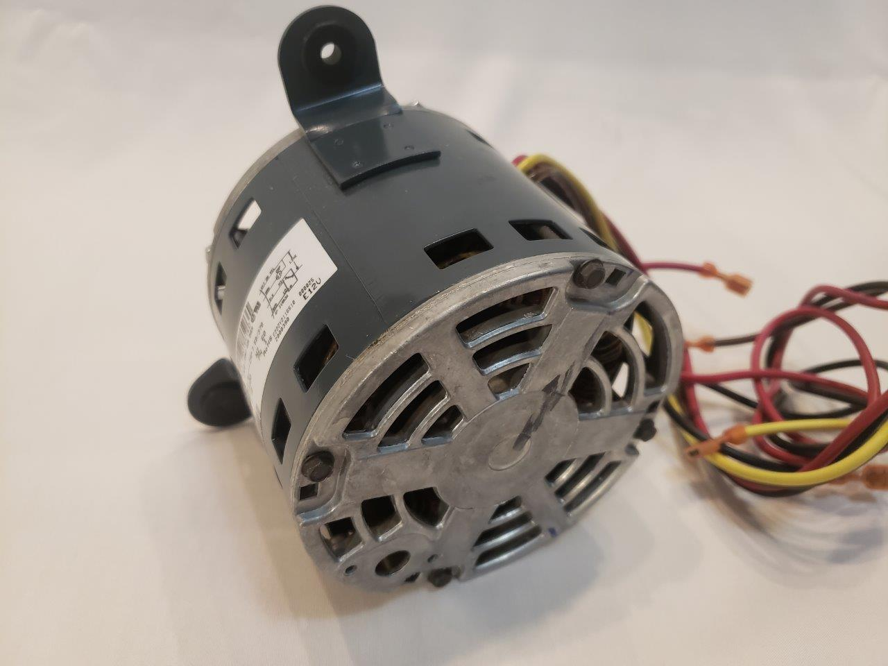 Fan Motor 1/4 hp, 208-230V, 1 ph 1620/1400 rpm 21061131 Genteq Friedrich