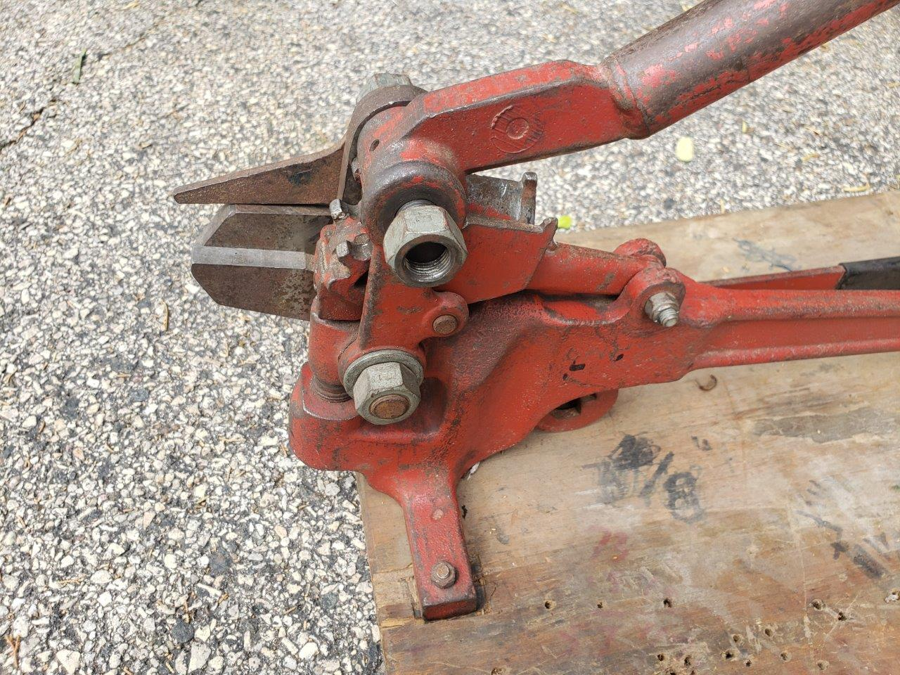 Shaw Bohn Combi Strapmaster 7 in 1 Tool Punch Model B Eagle Morlin