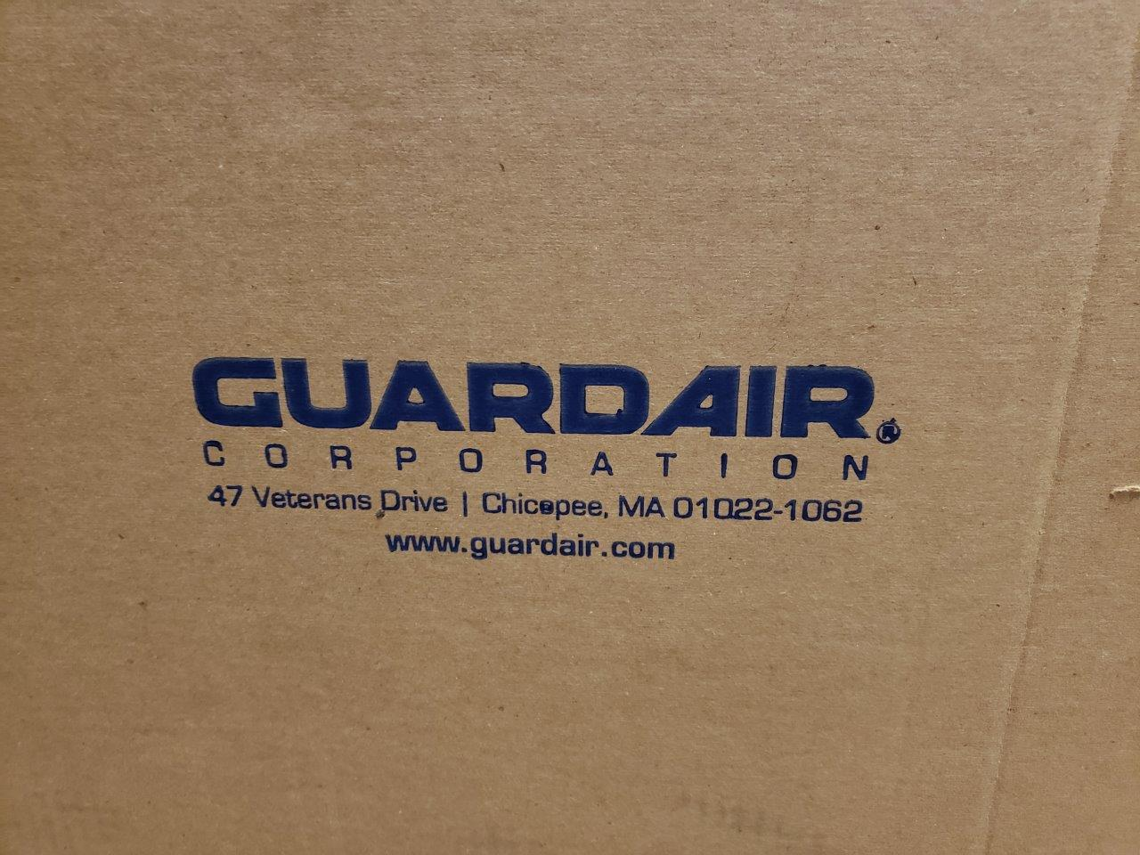 Guardair Pneumatic Vacuum Generating Head N552BK for Top of 55 Gallon Drum, Dual B Venturi, 2 inch Inlet and Attachment Kit like nortech tornado