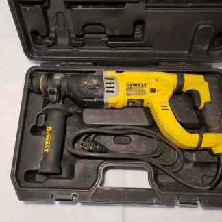 DEWALT D25263 3 Mode D-handle SDS Rotary Hammer Drill