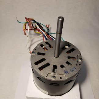 3/4 HP 1110 RPM, 4 Speed, 8.6 A 1 PH OEM York Coleman Luxaire Condenser Fan Furnace Blower Motor S1-02436270000