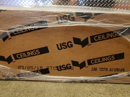 2 x 2 ft Acoustic Ceiling Panels (Radar) 5/8 thick item 2220 feet