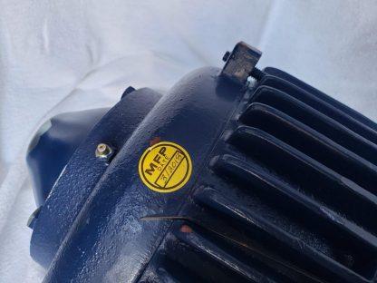 TB213TTTS18653AAL 213TCVZ Severe Duty 1 HP 3 Phase 460V Severe Duty Motor 575RPM 0.75 KW Marathon Electric Motors