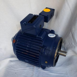 TB213TTTS18653AAL 213TCVZ 1 HP 3 Phase 460V Severe Duty Motor 575RPM 0.75 KW Marathon Electric Motors