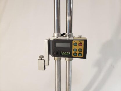 """Mitutoyo Dial Height Gage with Digital Counter 192-657 0-24"""" inch Range with Carbide Scriber"""