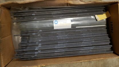 """Certanium 100 AC/DC Straight 1/8"""" (3.25mm) P/N 12000 10LBS Gouging, Chamfering and Cutting Electrode 150-250 AMPS Rods"""
